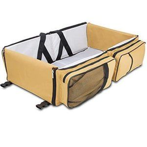 Baby Boxum 3 in 1 Portable Bassinet Diaper Bag